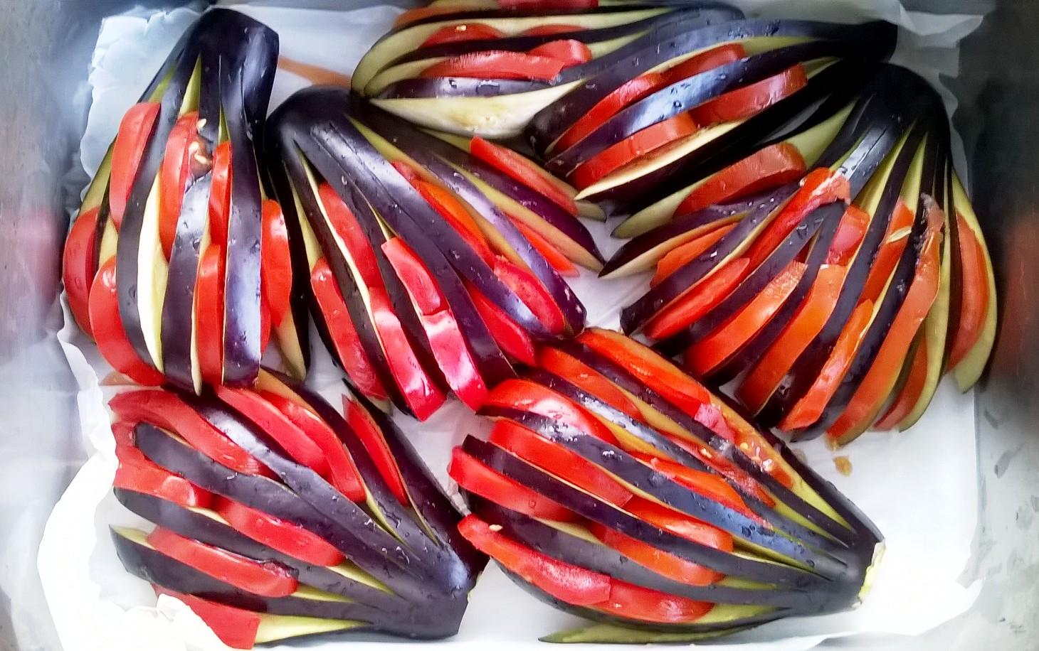 Eggplant Fans