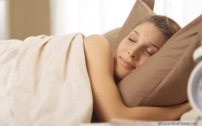Achieving Sleep/Life Balance