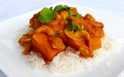 Sweet Potato Vegetable Curry