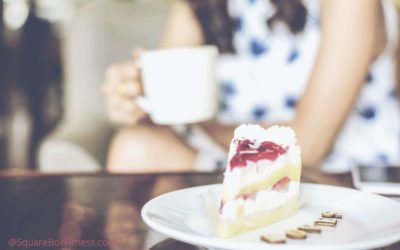 Make fitness a piece of cake with accountability