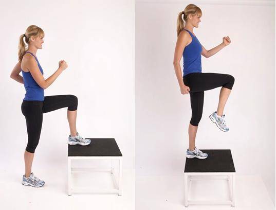 At Home Workout 106 - Square Box Fitness