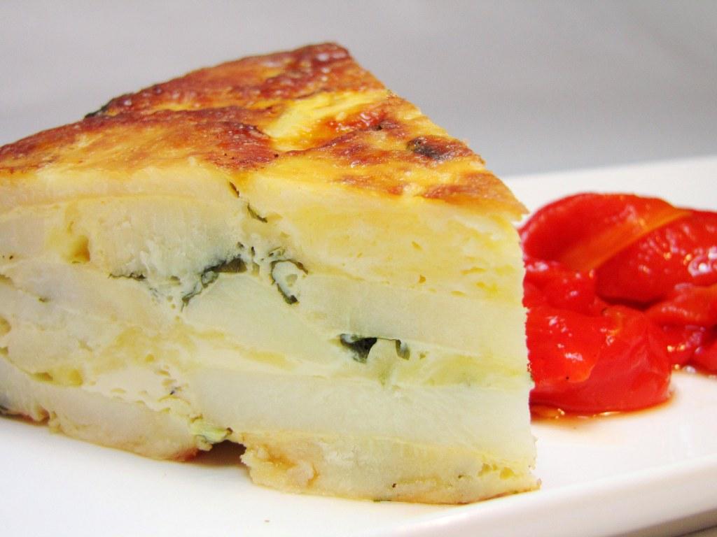 Tortilla De Patata (Potato)