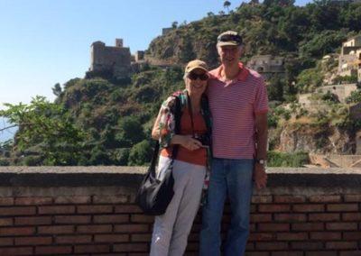 Rosalie in Sicily