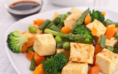Tofu and Veggie Stir Fry