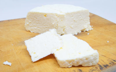 Easy Homemade Cheese