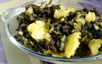 Kale & Potatoes